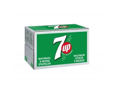 7- Up postmix 10L Nederlands