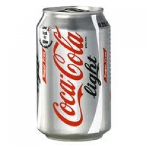 Coca cola light blik 24x 33CL