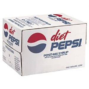 Pepsi cola light postmix 10L Nederlands