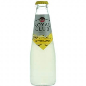 Royal club bitter lemon krat 28x 20CL